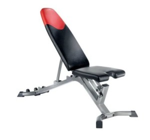 Bowflex SelectTech Adjustable Bench Series 3.1