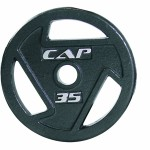 Cap Barbell Free Weights 35 Pounds
