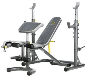 Golds Gym XRS 20 Olympic Bench