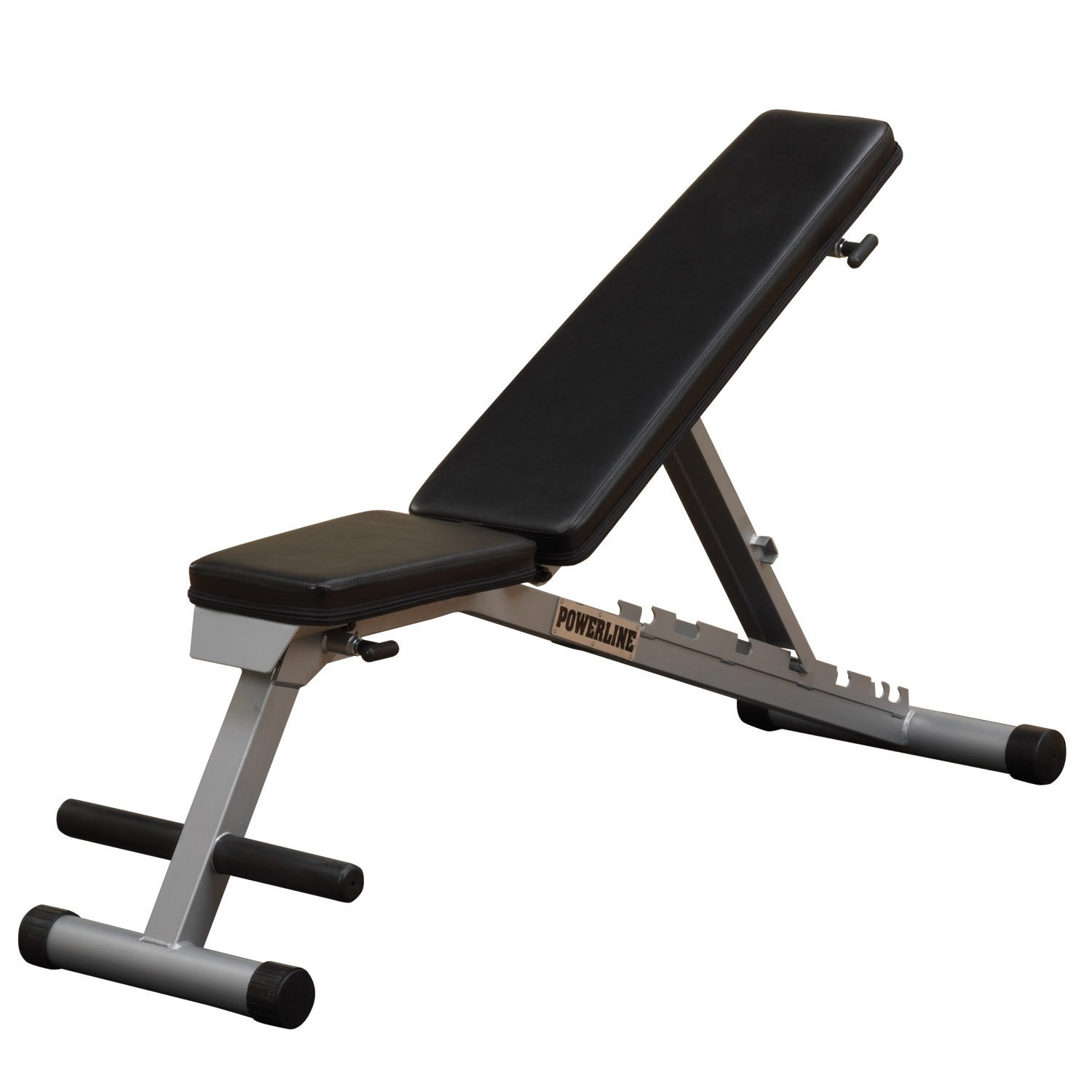 Powerline pfid125x folding bench review Weight bench and weights