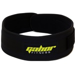 Gabor Fitness 4-Inch Weight Belt
